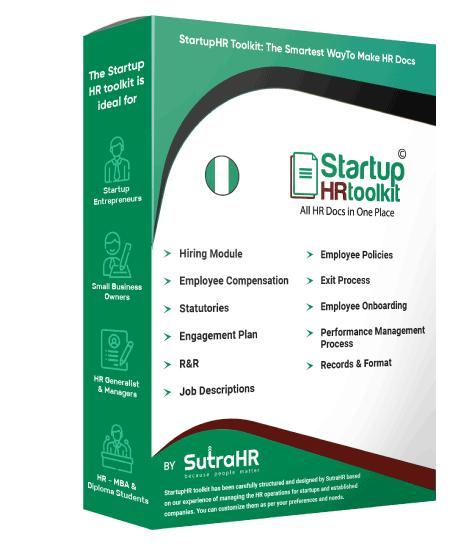 HR documents - Startuphr toolkit