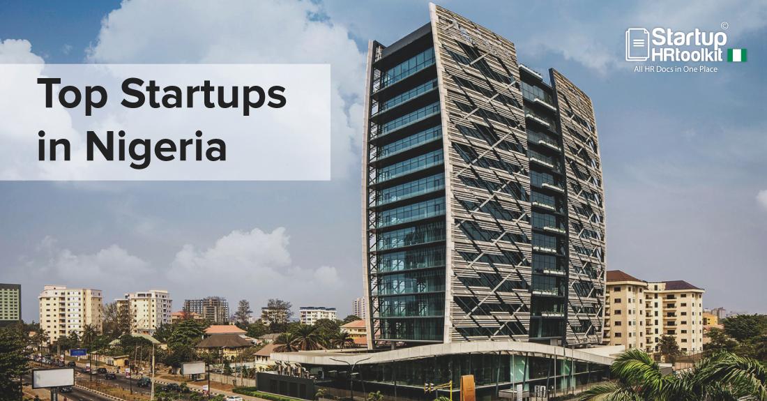 Startups in Nigeria