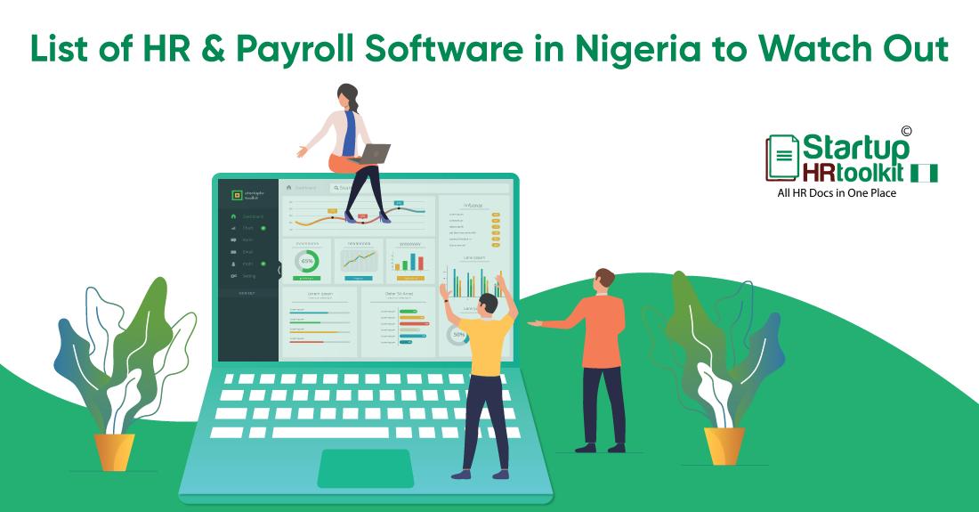 HR software in Nigeria